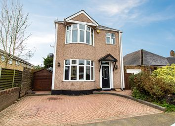 Thumbnail 3 bed detached house for sale in Church Road, Hadleigh