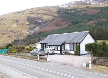 Thumbnail 3 bed detached bungalow for sale in Craignaha, Duror, Appin
