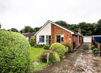 Thumbnail 3 bed detached bungalow for sale in Moulton Avenue, Kentford
