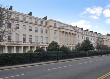 Thumbnail 3 bedroom flat for sale in York Terrace West, London
