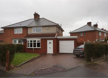 Thumbnail 3 bed semi-detached house for sale in Charlton Road, Kingstanding, Birmingham