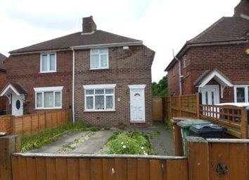 Thumbnail 2 bed semi-detached house for sale in Ogley Crescent, Walsall, West Midlands, .