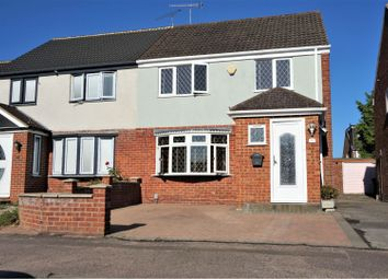 3 bed semi-detached house for sale in Tennyson Close, Crawley RH10