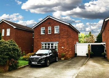 Thumbnail 3 bed detached house for sale in Ullswater, Macclesfield