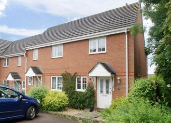 Thumbnail 2 bed end terrace house for sale in Moneyer Road, Andover