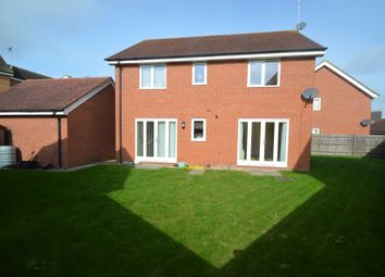 Thumbnail 4 bed detached house for sale in Wenford, Broughton, Milton Keynes