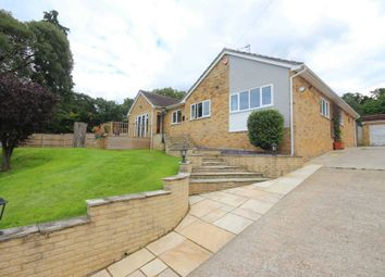 Thumbnail 4 bedroom detached bungalow for sale in Cressex Close, Binfield, Bracknell