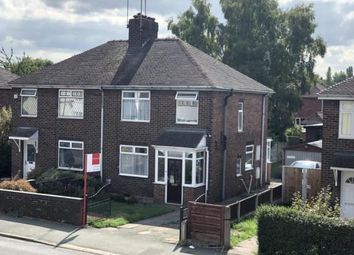 Thumbnail 3 bed semi-detached house for sale in Talke Road, Alsager, Cheshire