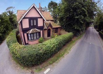 Thumbnail 4 bed detached house for sale in Church Road, Otley, Ipswich, Suffolk