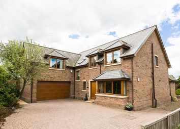 Thumbnail 5 bed detached house for sale in The Old Orchard, Crofts Avenue, Corbridge, Northumberland