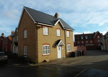 Thumbnail 3 bed property to rent in Lindsey Close, Gt Denham, Bedford