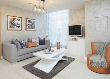 Thumbnail 3 bed flat for sale in Gayton Road, London