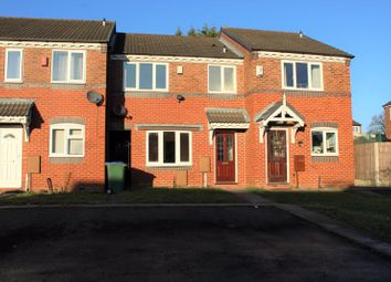 Thumbnail 2 bed terraced house to rent in Mistletoe Drive, Walsall