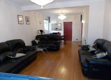 Thumbnail 5 bed terraced house to rent in St Bartholomew's Road, East Ham