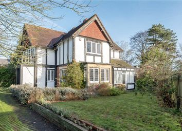 Thumbnail 4 bed detached house for sale in Quarry Road, Winchester, Hampshire