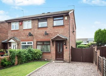 Thumbnail 2 bed semi-detached house for sale in Newport Grove, Chesterton, Newcastle-Under-Lyme