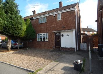 Thumbnail 3 bed terraced house to rent in Kendale Road, Luton