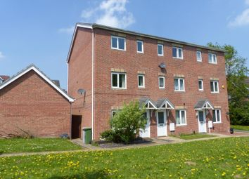 Thumbnail 4 bed end terrace house to rent in Cardinal Way, Clipstone Village, Mansfield