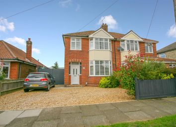 Thumbnail 3 bed semi-detached house for sale in Mersey Road, Ipswich