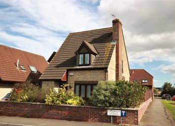 Thumbnail 3 bed detached house for sale in Poppyfields, Gillingham, Dorset