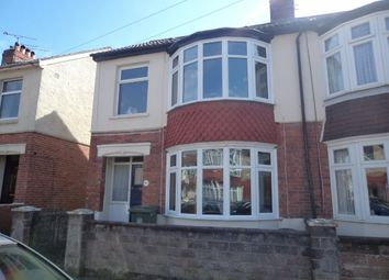 Thumbnail 3 bed end terrace house to rent in Lovett Road, Portsmouth
