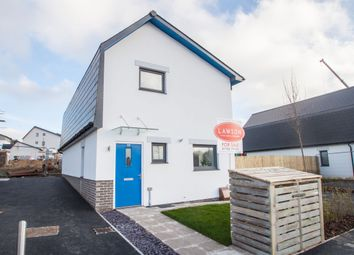 Thumbnail 3 bed detached house for sale in Woolwell Crescent, Plymouth