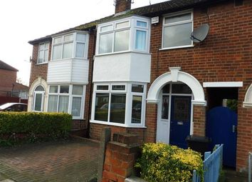 Thumbnail 3 bed terraced house to rent in Grace Gardens, Milligan Road, Leicester