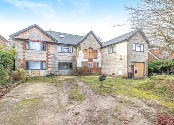 Thumbnail 7 bedroom detached house for sale in The Ridgeway, Fetcham, Leatherhead