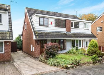 Thumbnail 3 bedroom semi-detached house for sale in Orwell Drive, Parkhall, Stoke-On-Trent