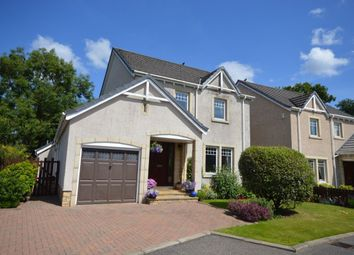 Thumbnail 5 bed detached house for sale in Millhill Crescent, Greenloaning, Dunblane
