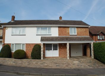 Thumbnail 5 bed detached house for sale in Bassingbourne Close, Broxbourne