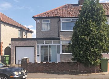 Thumbnail 3 bedroom end terrace house for sale in Ruskin Road, Belvedere