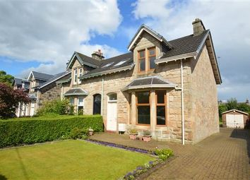 Thumbnail 4 bed semi-detached house for sale in Whitehill Avenue, Stepps, Glasgow