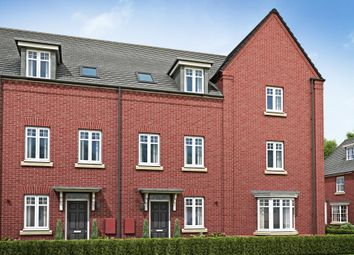 "Thumbnail 3 bed terraced house for sale in ""Durnford"" at Sir Williams Lane, Aylsham, Norwich"