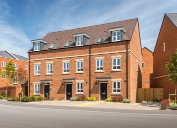 "Thumbnail 3 bedroom semi-detached house for sale in ""Dunford"" at Racecourse Road, Newbury"