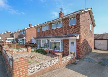 3 bed semi-detached house for sale in Durham Road, Brotton, Saltburn-By-The-Sea TS12