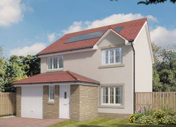 Thumbnail 3 bed detached house for sale in Newton Church Road, Shawfair