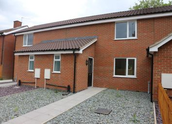 Thumbnail 2 bedroom terraced house for sale in 49B Manor Road, Griston, Thetford, Norfolk