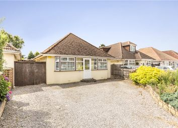 Thumbnail 3 bed bungalow for sale in Woodlands Avenue, Woodley, Reading