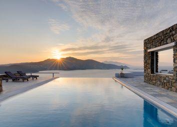 Thumbnail 6 bedroom detached house for sale in Ftelia, Mykonos, Cyclade Islands, South Aegean, Greece