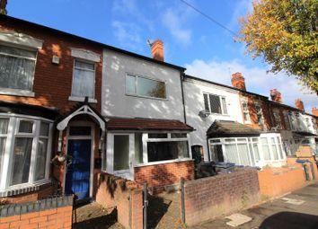 3 bed terraced house to rent in Geraldine Road, Yardley, Birmingham B25