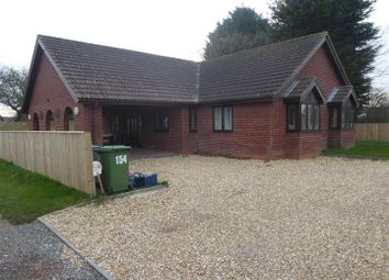 Thumbnail 3 bed detached bungalow for sale in 154 North Sea Lane, Humberston, Grimsby