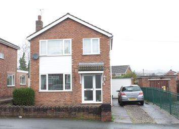 Thumbnail 3 bed detached house for sale in Penrhyn Drive, Gwersyllt, Wrexham