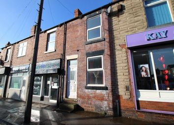 Thumbnail 2 bed terraced house to rent in Station Lane, Featherstone, Pontefract