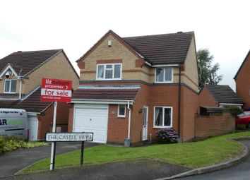 Thumbnail 3 bed detached house for sale in The Castle Mews, Newhall