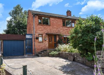 Thumbnail 3 bed semi-detached house for sale in Hay On Wye 5 Miles, 3 Bedroom Semi-Detached House