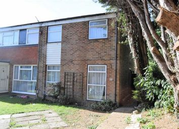Thumbnail 3 bed end terrace house for sale in Harvesters Close, Rainham, Gillingham