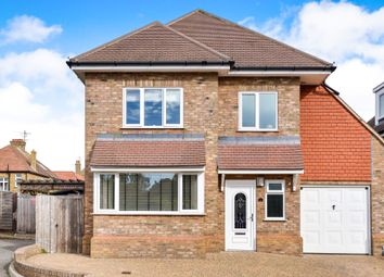 Thumbnail 5 bed detached house for sale in Copper Beech Close, Sittingbourne