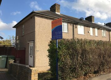 Thumbnail 2 bed end terrace house to rent in Peterborough Road, Carshalton