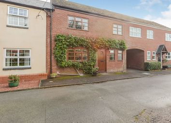 Mill Row, Wolvey Heath, Hinckley, Warwickshire LE10. 3 bed terraced house for sale